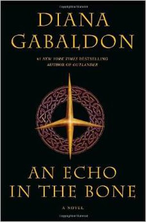An Echo in the Bone - First edition cover