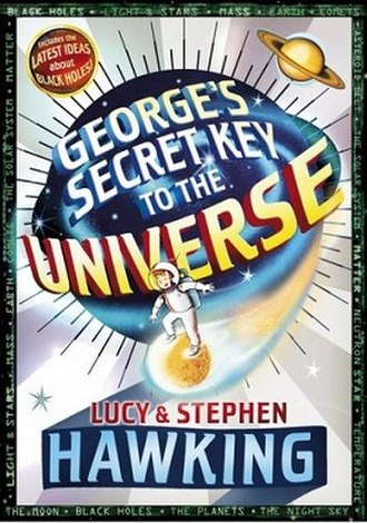 George's Secret Key to the Universe - Cover