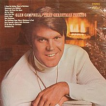 Glen Campbell That Christmas Feeling album cover.jpg