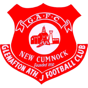 Glenafton Athletic F.C. - Glenafton Athletic's crest