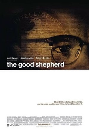 The Good Shepherd (film) - Theatrical release poster