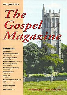 cover image showing a village church tower