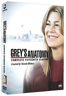 <i>Greys Anatomy</i> (season 15) season of television series