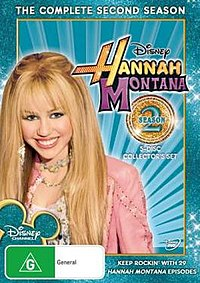 Hannah Montana The complete Second Season.jpg