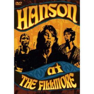 At the Fillmore (Hanson album) - Image: Hanson At The Fillmore