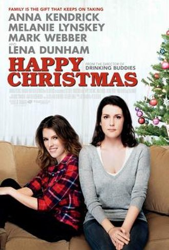 Happy Christmas (film) - Theatrical release poster