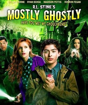 Mostly Ghostly: Have You Met My Ghoulfriend? - DVD cover