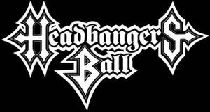 Headbangers Ball - Classic logo