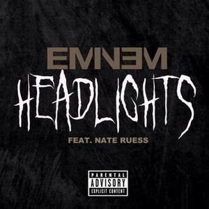 Headlights (Eminem song) - Image: Headlights Eminem