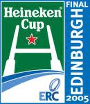 2004–05 Heineken Cup - Official logo