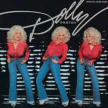 Image result for dolly parton here you come again album