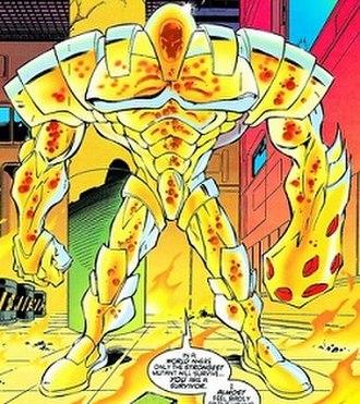 Holocaust (Marvel Comics) - Image: Holocaust comics
