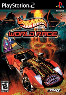 Hot Wheels World Race Video Game Wikipedia