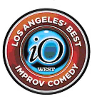 IO West - iO WEST's Logo