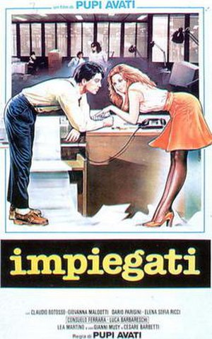 Bank Clerks - Image: Impiegati