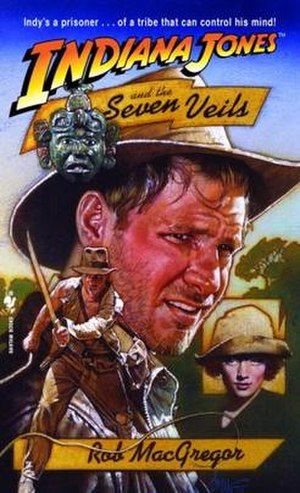 Indiana Jones and the Seven Veils - Image: Indiana Jones And The Seven Veils