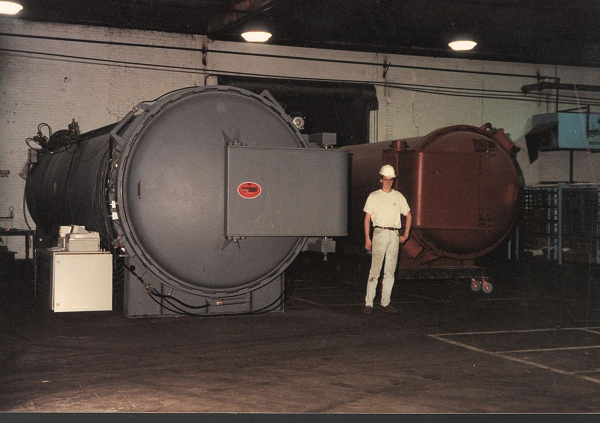 & Autoclave (industrial) - Wikipedia