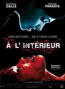 Inside 2007 film wikipedia for Inside french movie