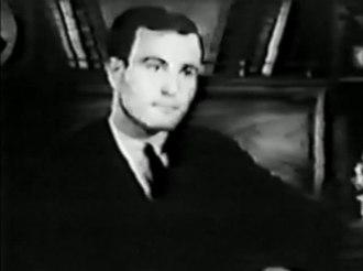 Jack Nichols (activist) - Jack Nichols in CBS Reports: The Homosexuals (1967)