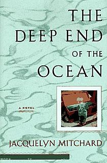 <i>The Deep End of the Ocean</i> novel by Jacquelyn Mitchard