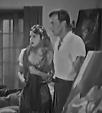Amateur Crook - Joan Barclay and Bruce Bennett (Herman Brix) in Amateur Crook (1937)