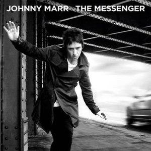 The Messenger (Johnny Marr album) - Image: Johnny Marr The Messenger