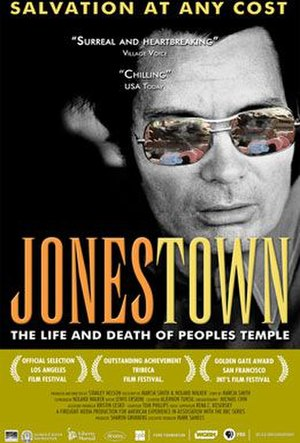 Jonestown: The Life and Death of Peoples Temple - Film poster