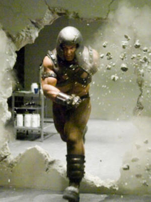 Juggernaut (comics) - Vinnie Jones as Juggernaut in X-Men: The Last Stand