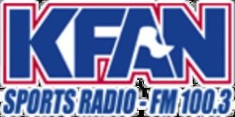 KFXN-FM - Image: KFXN1003