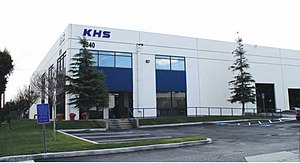 KHS Bicycles - KHS Bicycles, Inc. headquarters