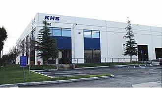 KHS Bicycles - KHS Bicycles, Inc. headquarters