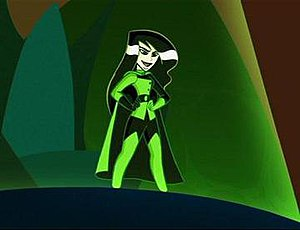 Shego - Shego in Kim Possible Movie: A Sitch in Time