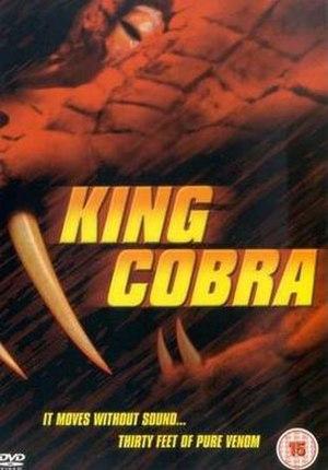 King Cobra (1999 film) - DVD cover