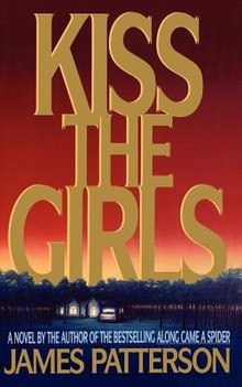 Kiss The Girls book cover.jpg