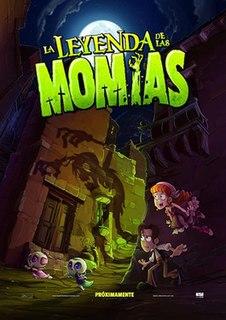 <i>La leyenda de las Momias</i>