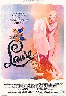 <i>Laure</i> (film) 1976 film by Emmanuelle Arsan