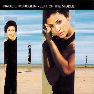 Left of the Middle - Image: Left of the Middle (Natalie Imbruglia) alternate coverart