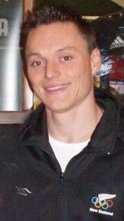 Logan Campbell (taekwondo) New Zealand taekwondo practitioner