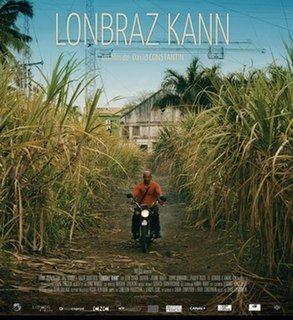 <i>Lonbraz Kann</i> 2014 Mauritian film