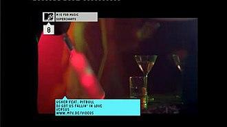 MTV Germany - Screenshot of MTV Germany (2011)
