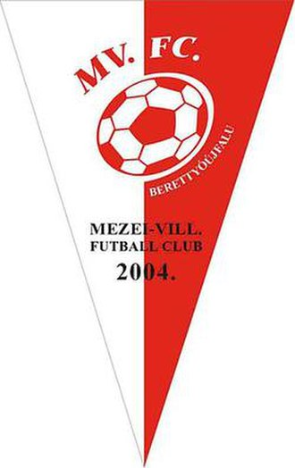 MVFC Berettyóújfalu - Image: MVFC logo