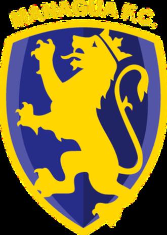 Managua F.C. - Image: Managua FC Logo