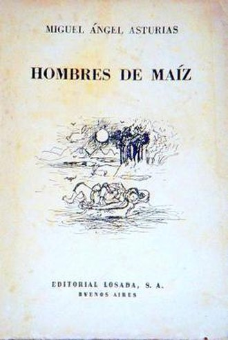 Men of Maize - First edition