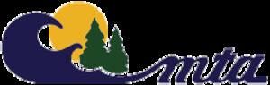 Mendocino Transit Authority - Image: Mendocino logo