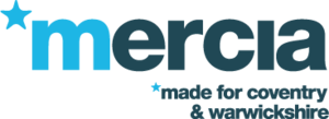 Free Radio Coventry & Warwickshire - Mercia's last station logo
