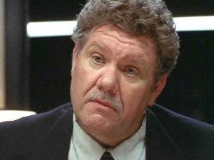 Michael P. Moran - Moran playing Det. Bobby Fain in A Perfect Murder