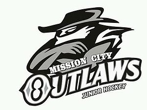 Mission City Outlaws - Image: Mission City Outlawslogo