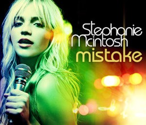 Mistake (Stephanie McIntosh song) - Image: Mistake by Stephanie Mc Intosh
