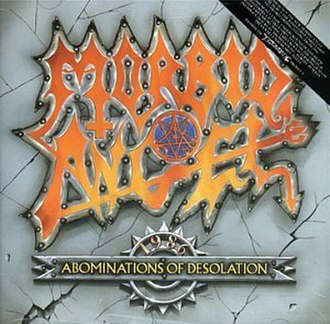Abominations of Desolation - Image: Morbid Angel Abominations