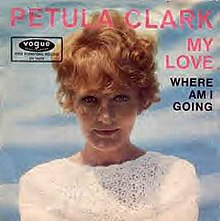 My Love, Where Am I Going (Petula Clark single).jpg